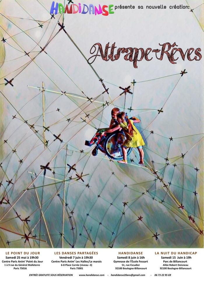 Handidanse présente sa nouvelle création : Attrape-Rêves