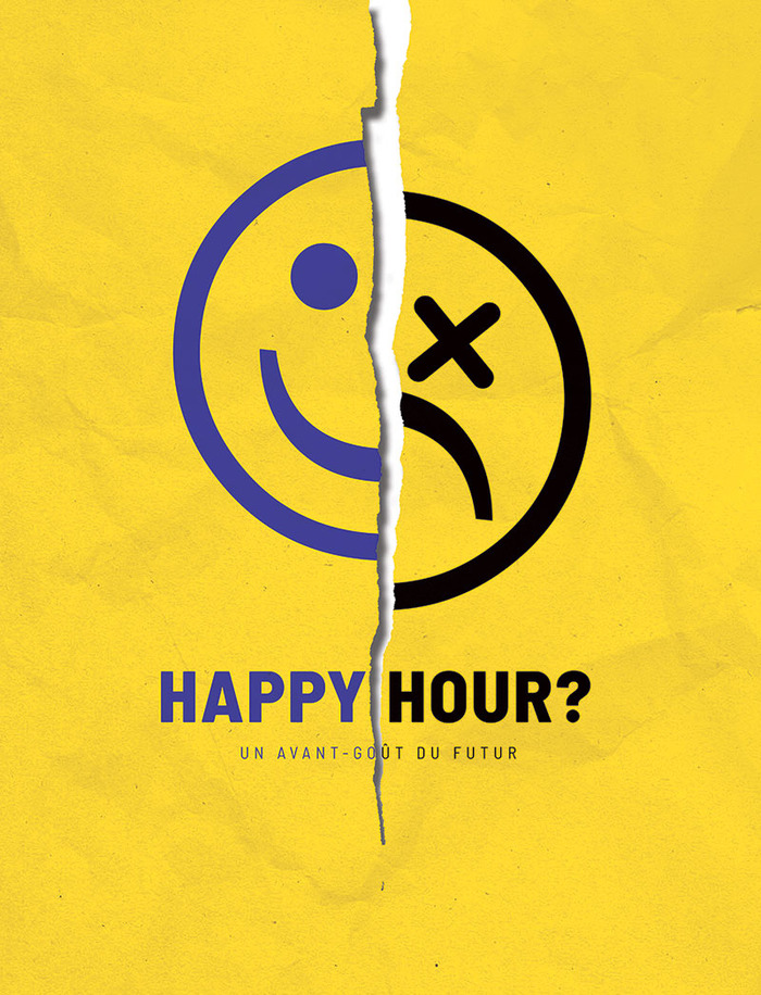 HAPPY HOUR - Un avant-goût du futur