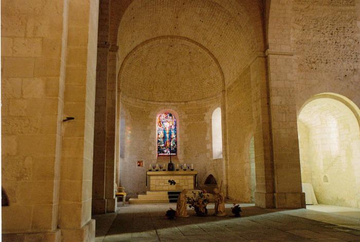 Journées du patrimoine 2018 - Visite libre de la collégiale Saint-Pierre