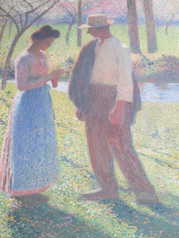 Journées du patrimoine 2017 - Henri Martin est-il un peintre impressionniste ?