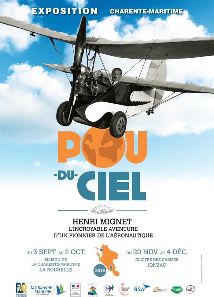 Journées du patrimoine 2018 - Henri Mignet et le Pou-du-Ciel : l'incroyable aventure d'un pionnier de l'aviation
