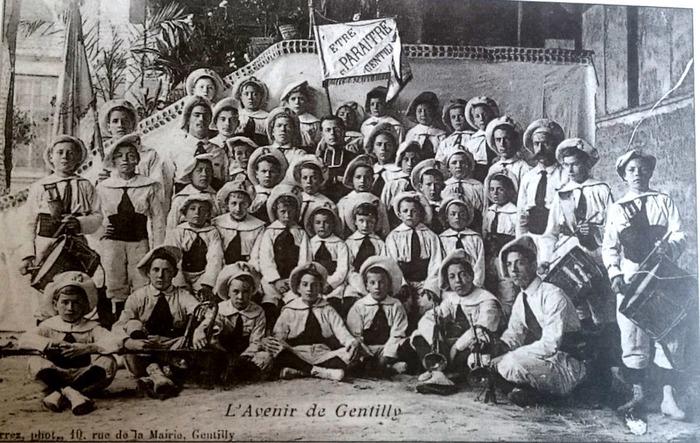Journées du patrimoine 2017 - Histoire de l'Avenir de Gentilly