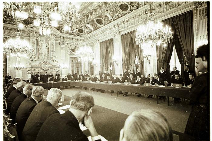 Journées du patrimoine 2018 - Histoire de l'OECE et de l'OCDE