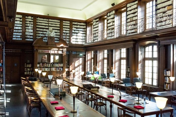 Crédits image : Bibliothèques de Nancy