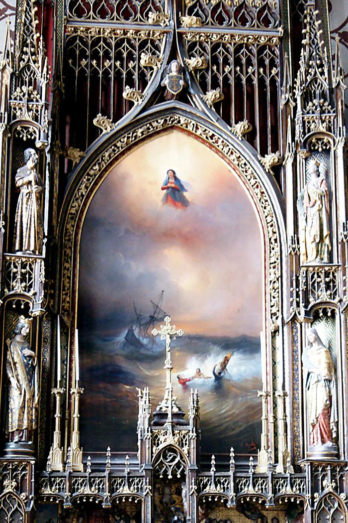 Journées du patrimoine 2018 - Visite guidée de l'église Saint-Jacques