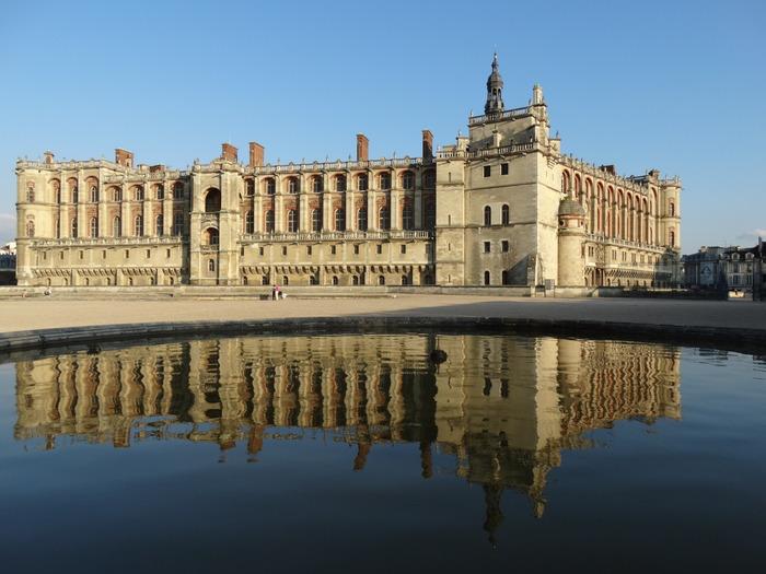 Crédits image : Château, façade nord – Photo MAN