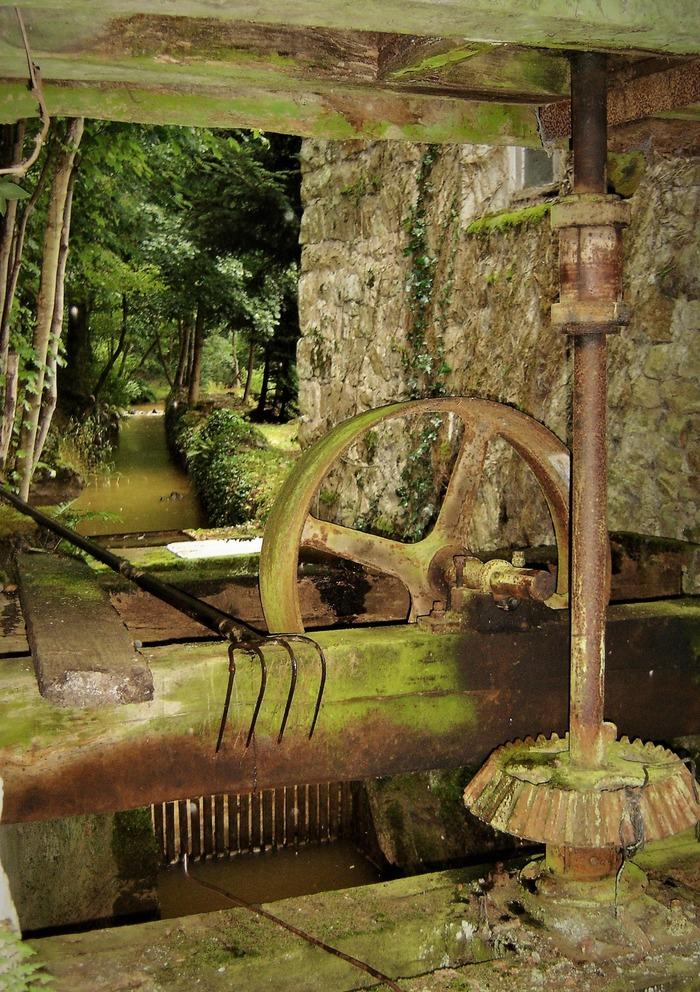 Journées du patrimoine 2018 - Histoire du Moulin de la Gorce et du premier lac de Saint-Pardoux.