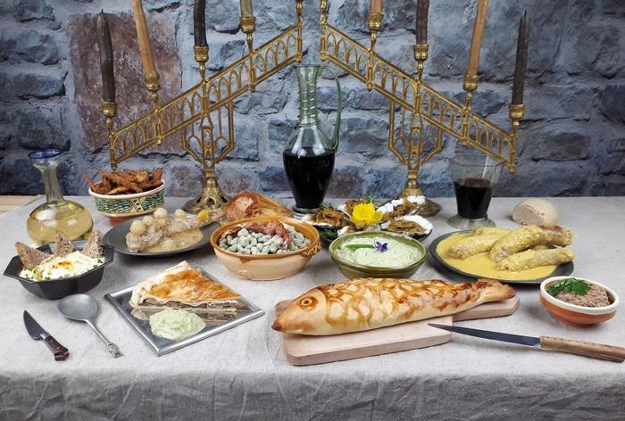 Journées du patrimoine 2018 - Histoire en cuisine