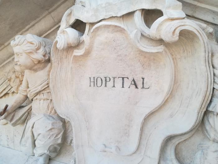 Journées du patrimoine 2018 - Histoires d'hôpitaux : ça n'peut pas faire de mal !