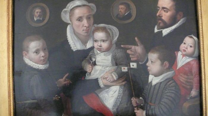 Journées du patrimoine 2018 - Histoires de famille