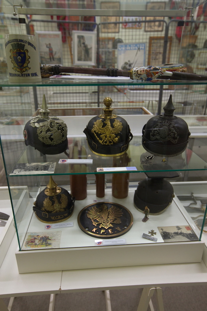 Journées du patrimoine 2018 - Historial ou le Musée du Souvenir Français et des anciens marins