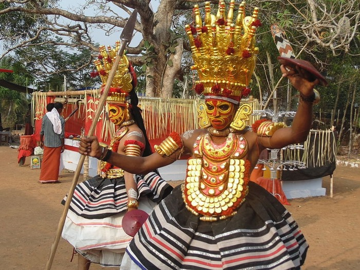 Exposition - Holi, voyage au sud de l'Inde