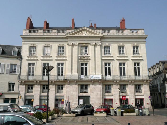 Journées du patrimoine 2018 - Hôtel Blancler, XVIIIe siècle