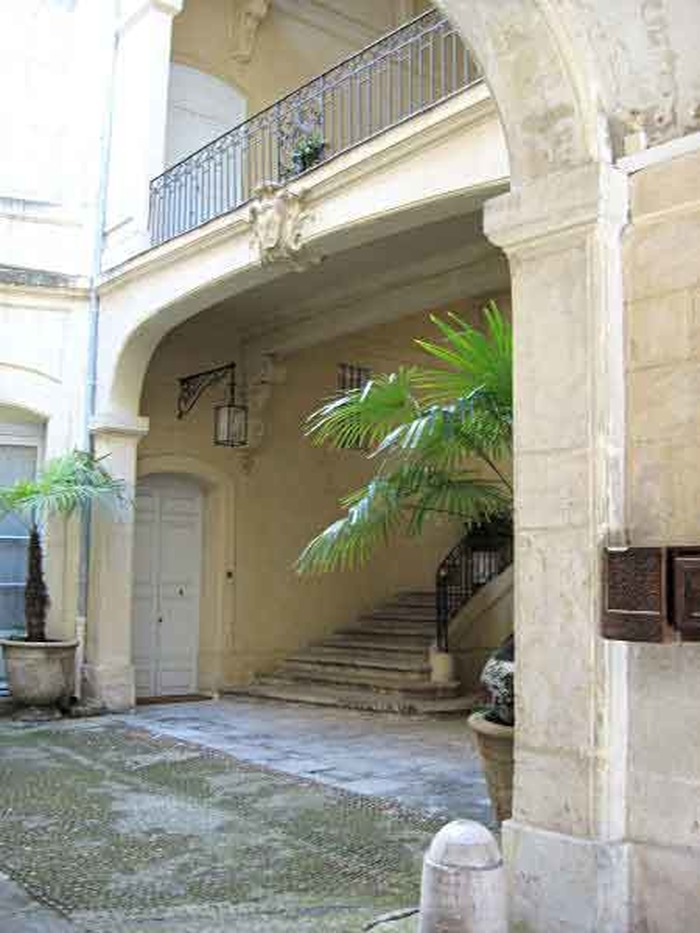 Journées du patrimoine 2017 - Hôtel Cambacérès