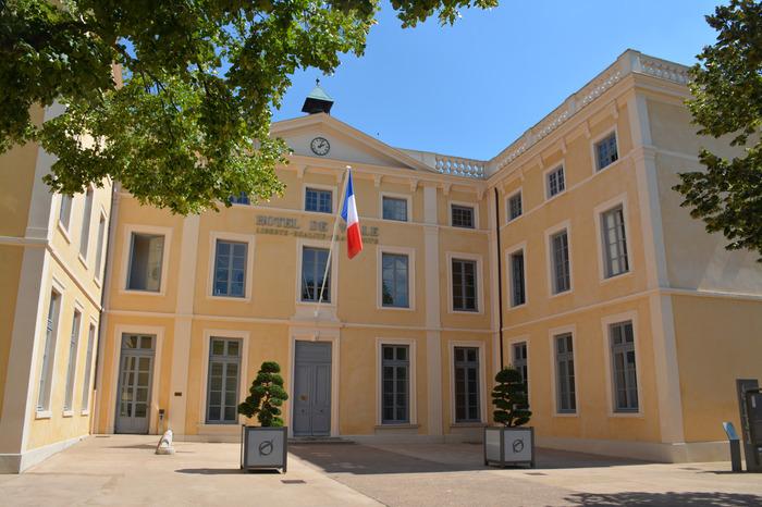 Journées du patrimoine 2017 - Visite de l'hôtel de ville