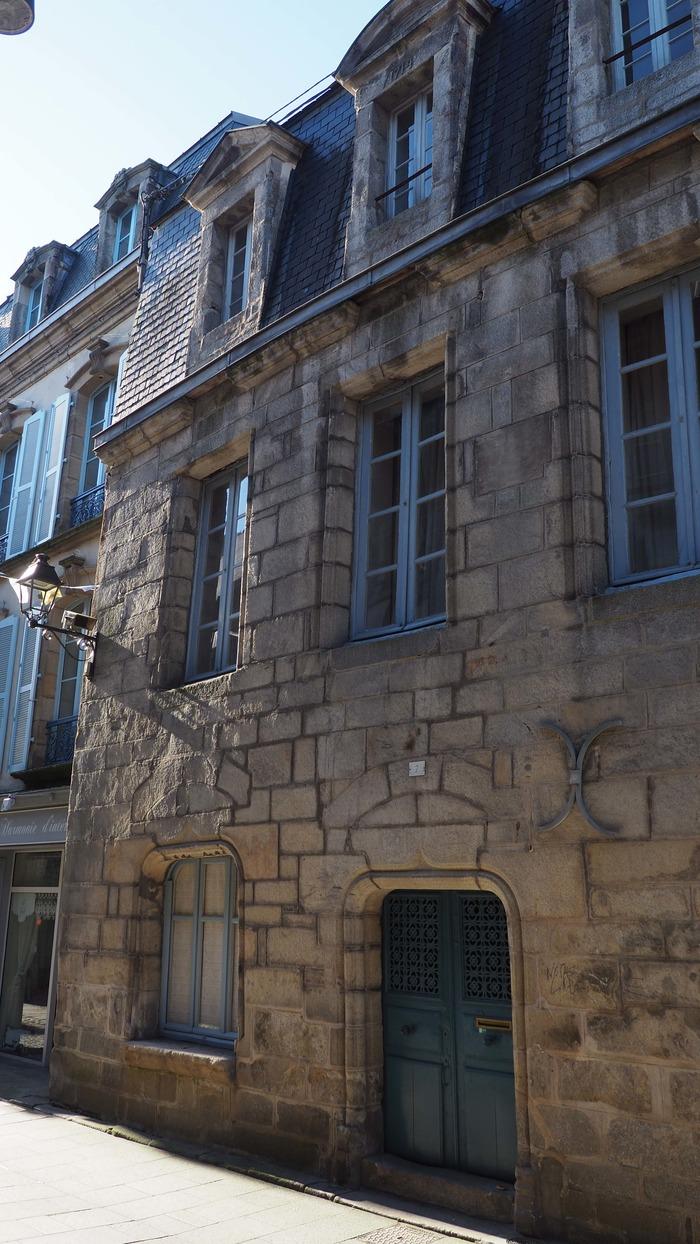 Journées du patrimoine 2018 - Visites guidées de l'Hôtel de Saint-Allouarn