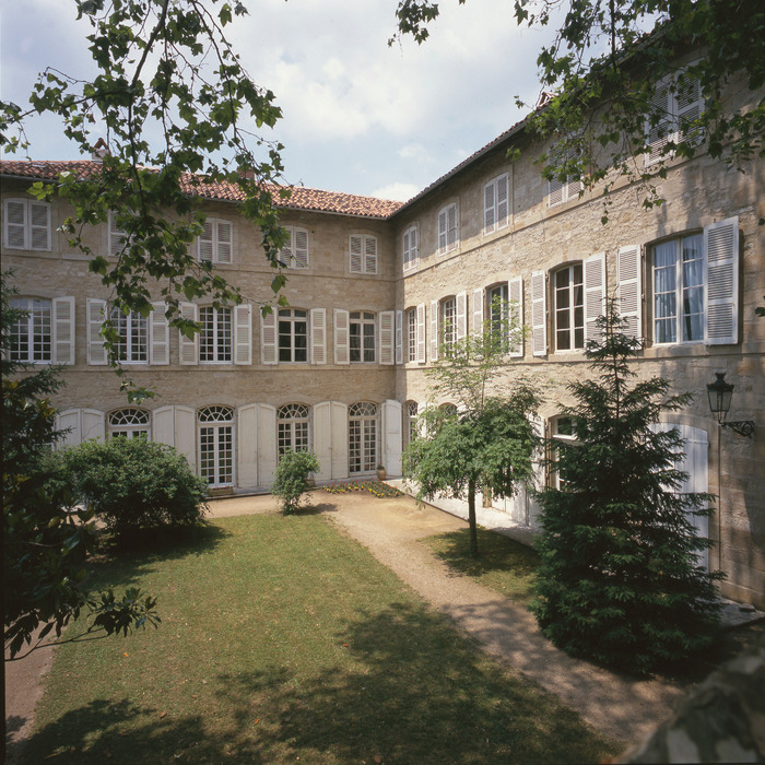 Journées du patrimoine 2018 - Visite guidée de l'Hôtel de Salgues