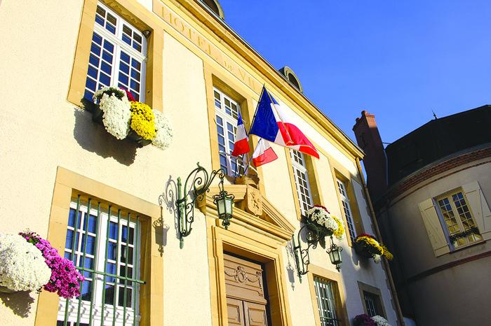 Journées du patrimoine 2018 - Hôtel-de-Ville de Bourbon-Lancy