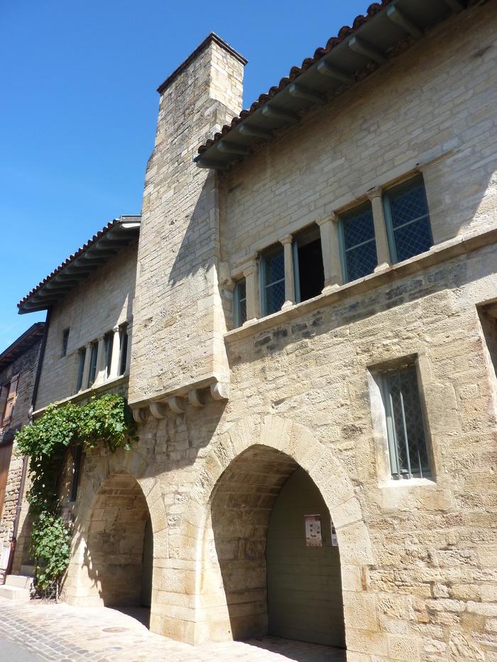 Crédits image : Office de Tourisme de Cluny et du Clunisois JLM