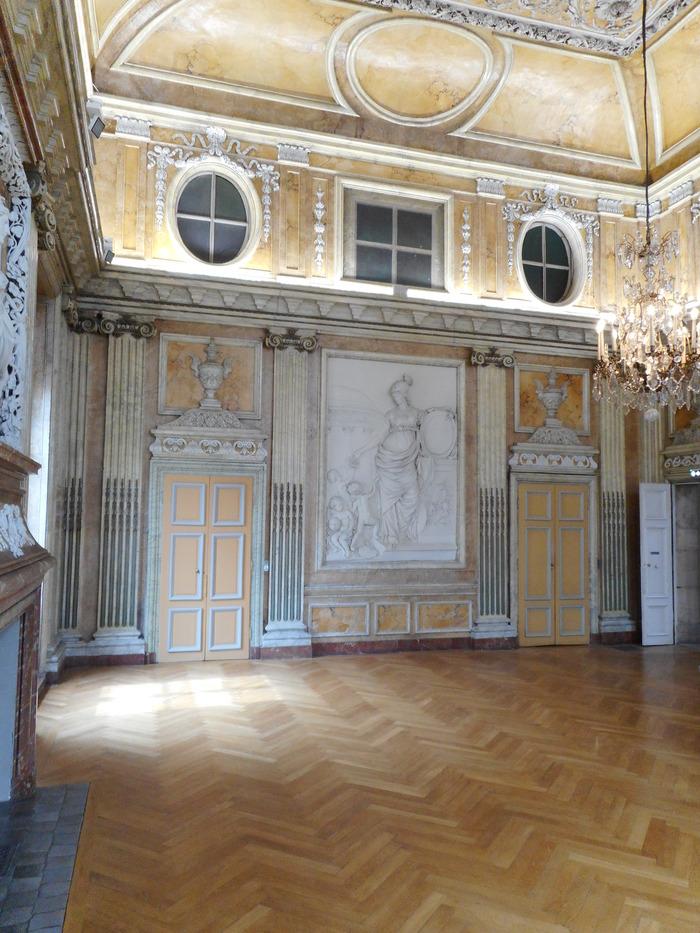 Journées du patrimoine 2018 - Hôtel Despringles / Salle des actes