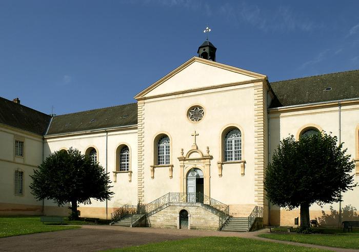 Journées du patrimoine 2018 - Hôtel-Dieu de Cluny XVIIIème siècle : visite libre de la Chapelle et de l'ancienne salle des malades