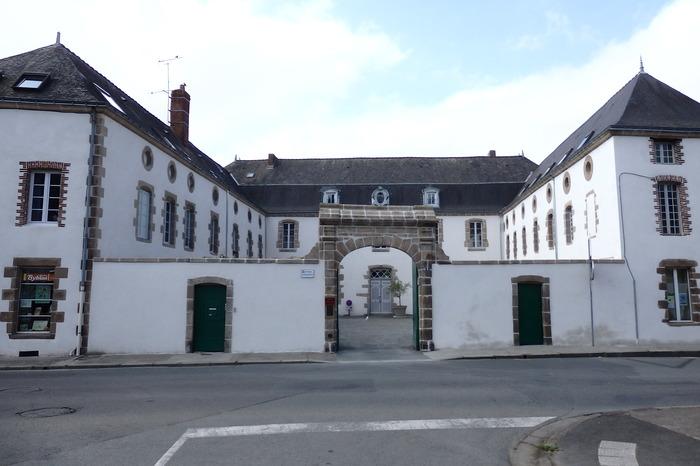 Journées du patrimoine 2018 - Hôtel particulier Bourasseau de la Renolière XVIII° siècle