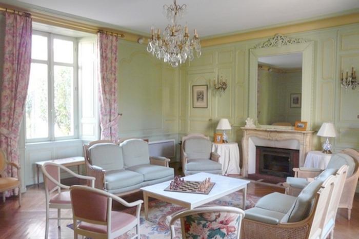 Journées du patrimoine 2018 - Hôtel particulier Cesbron Laroche 18° siècle
