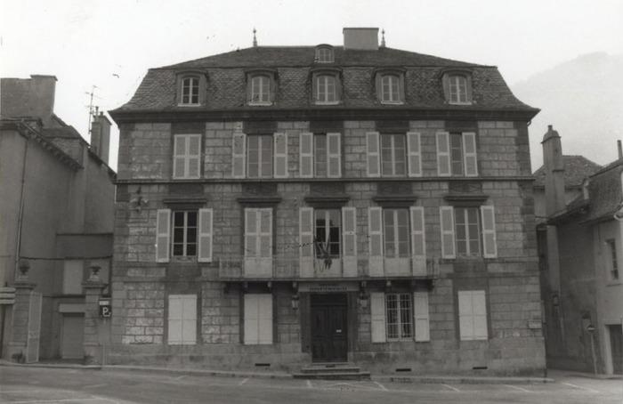 Journées du patrimoine 2017 - Hôtel Plagnes