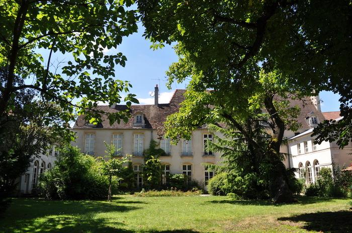 Journées du patrimoine 2018 - Hôtel Thomas ou Grasset - Maison de Rhénanie-Palatinat