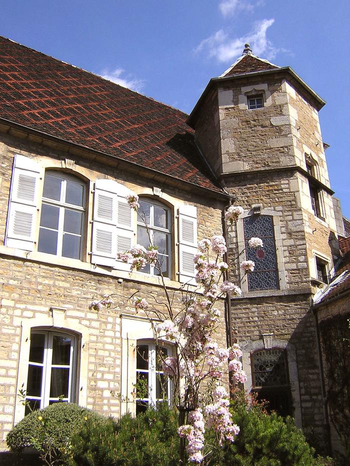 Journées du patrimoine 2018 - Hôtel Thomassin (XVème-XVIIIème siècles)