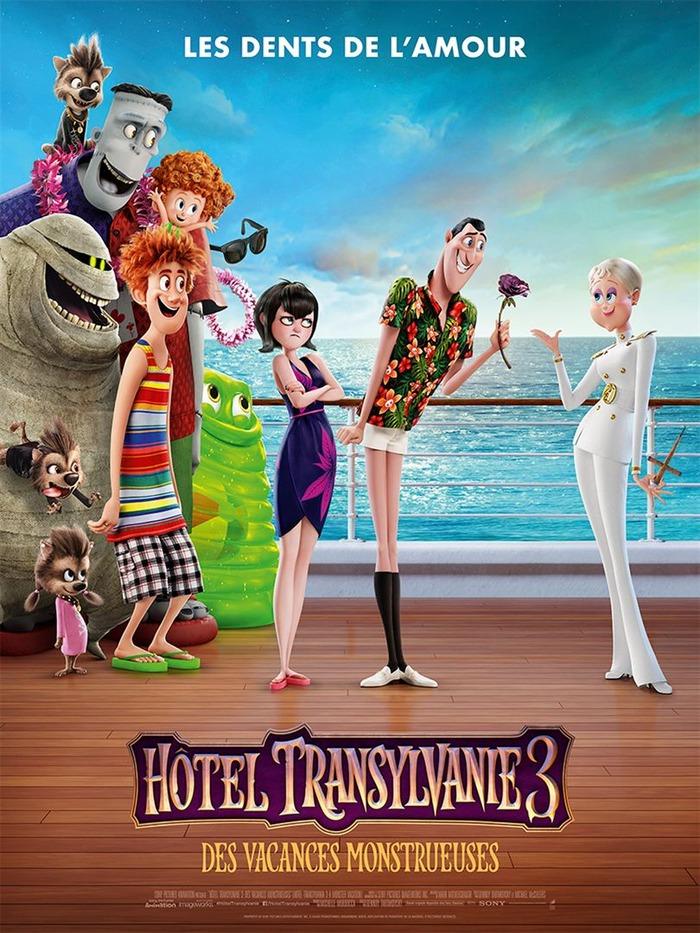 HOTEL TRANSYLVANIE 3 (reprise)