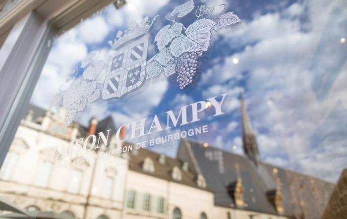 Journées du patrimoine 2018 - Boutique Maison Champy