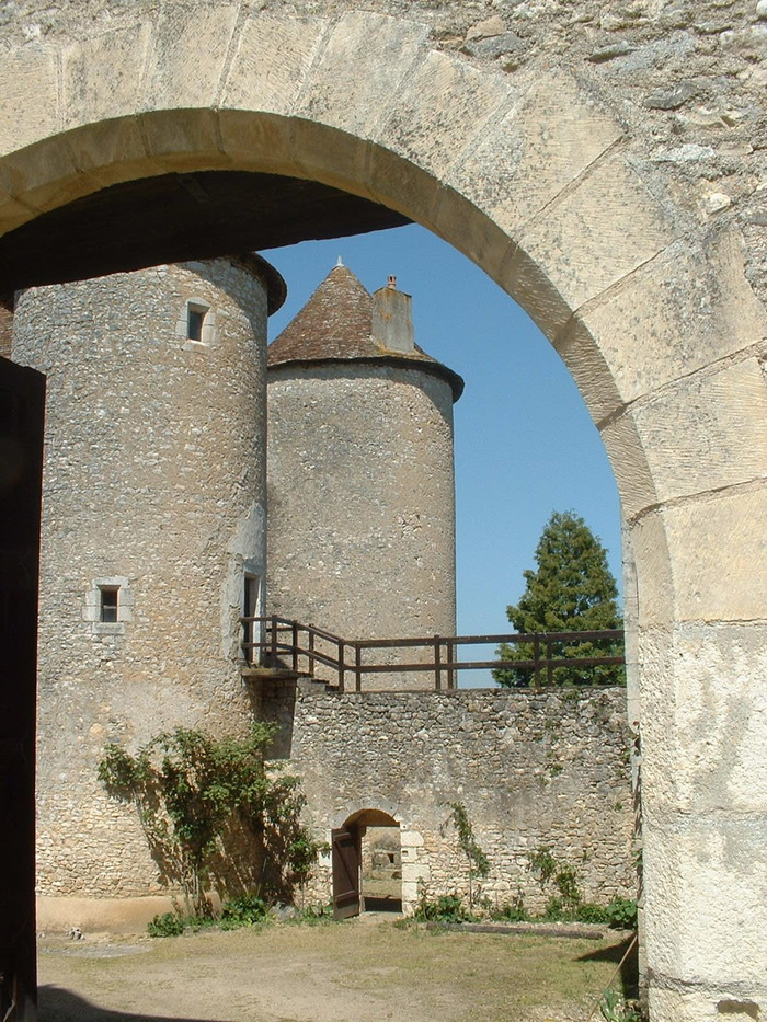Journées du patrimoine 2017 - Hugues de Poix commente l'histoire de son château