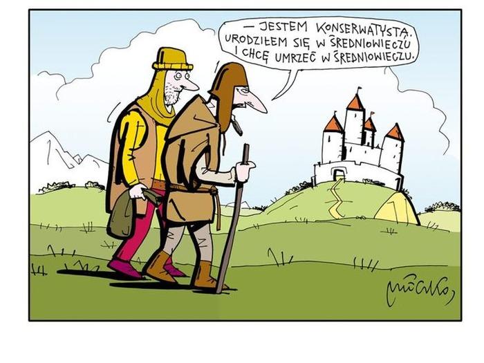 Humour et irrévérence au bout du crayon. Andrzej MLECZKO, l'esprit critique pol…