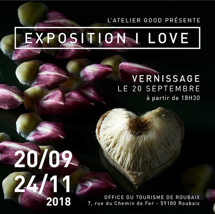 I Love | Exposition Thierry Bineau