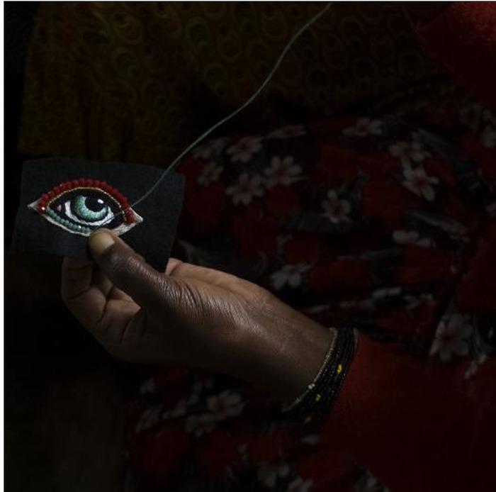 Ibaba, les photographies rwandaises de Marie Moroni à la Voz'Galerie