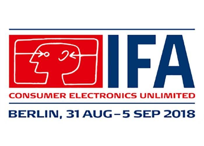 IFA Berlin 2018 - Pavillion France sur le salon mondial de l'électronique