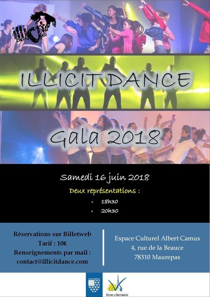 Illicit Danse - GALA 2018