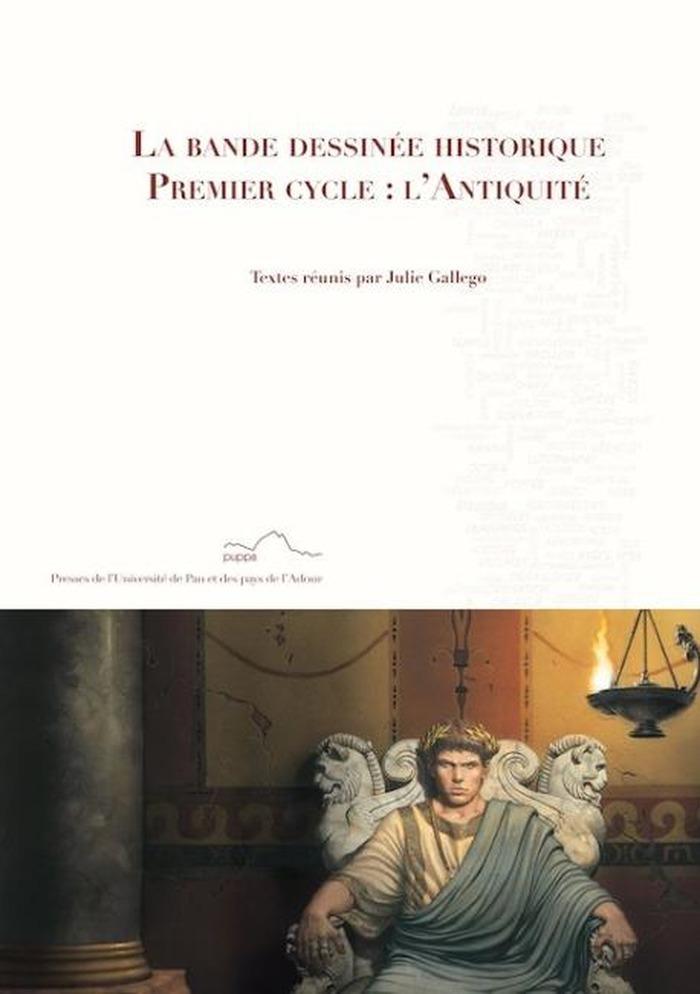 Journées du patrimoine 2018 - Imaginaire de la Rome antique dans la BD