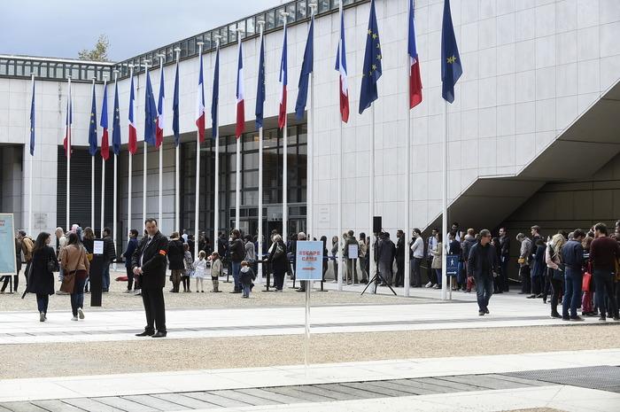 Journées du patrimoine 2018 - Immersive Game / Jeu d'immersion dans Bercy