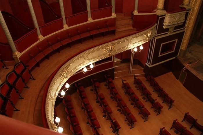 Journées du patrimoine 2018 - Concert au théâtre Blossac