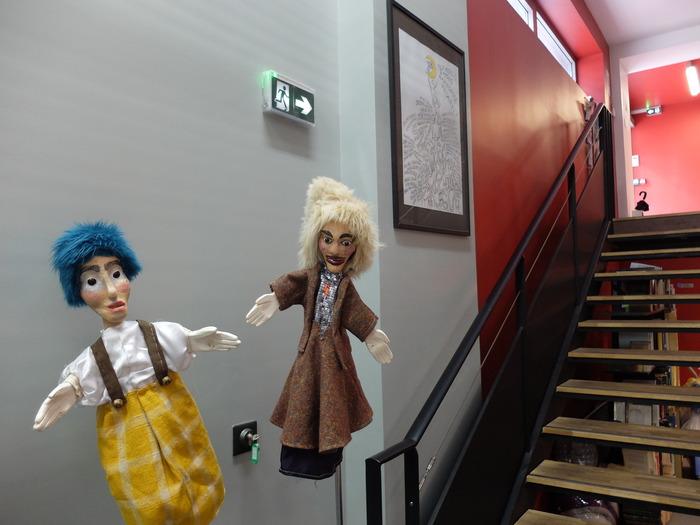 Journées du patrimoine 2018 - À la découverte des marionnettes