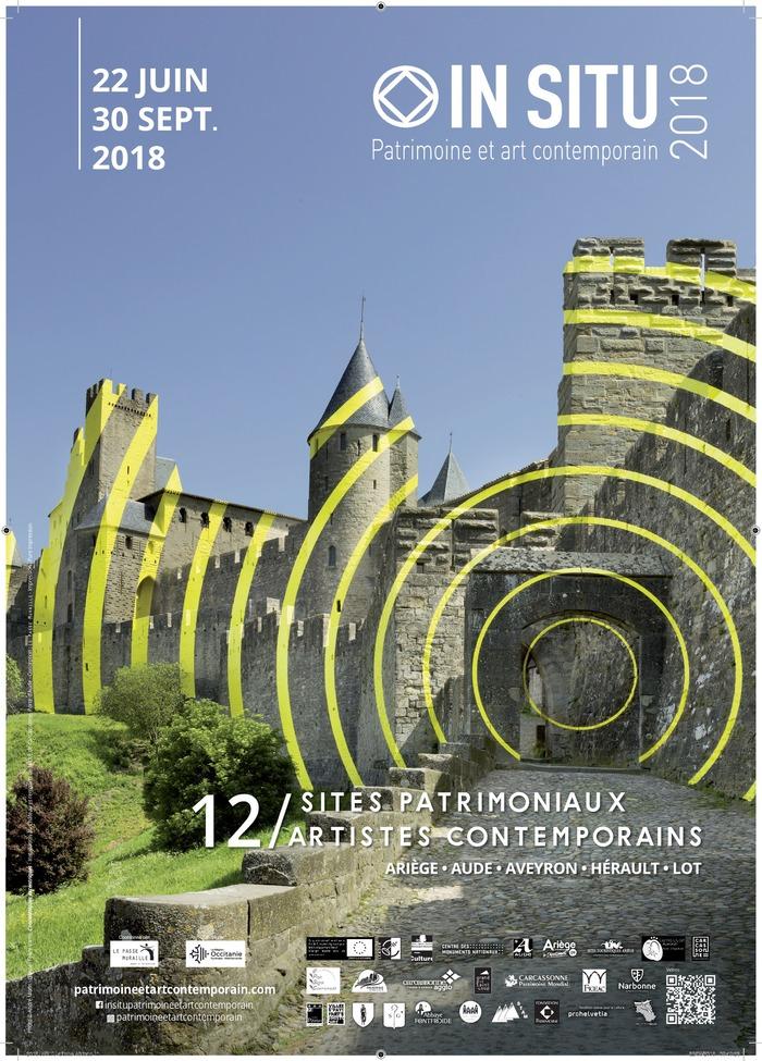 Journées du patrimoine 2018 - Exposition : IN SITU, patrimoine et art contemporain