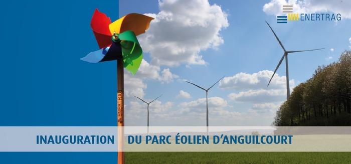 Journées du patrimoine 2017 - Inauguration d'un parc éolien