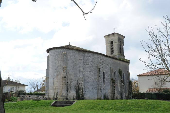 Journées du patrimoine 2018 - Inauguration de l'église de Saint-Côme à Aiguillon après travaux