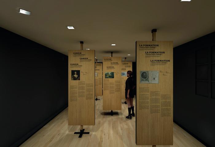 Journées du patrimoine 2018 - Inauguration de la salle d'interprétation des Charmettes.