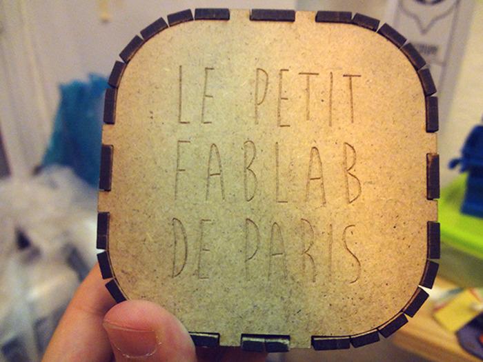 Inauguration du nouveau Petit Fablab De Paris