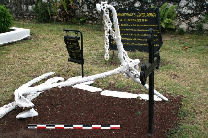 Journées du patrimoine 2018 - Inauguration du nouvel épitaphe des oubliés du Ker-Anna