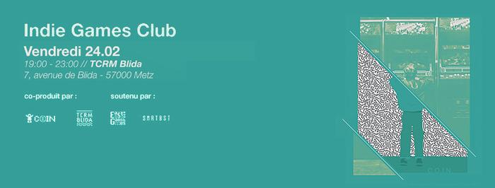 Indie Games Club : Février