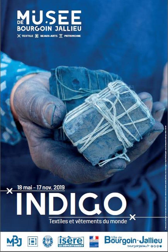 """Résultat de recherche d'images pour """"expo indigo textiles et vêtements du monde"""""""